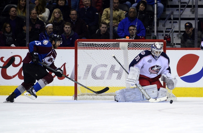 Blue Jackets vs. Avalanche - 1/16/16 NHL Pick, Odds, and Prediction