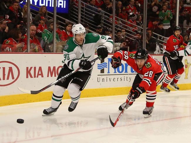 Blackhawks vs. Stars - 1/18/15 NHL Pick, Odds, and Prediction