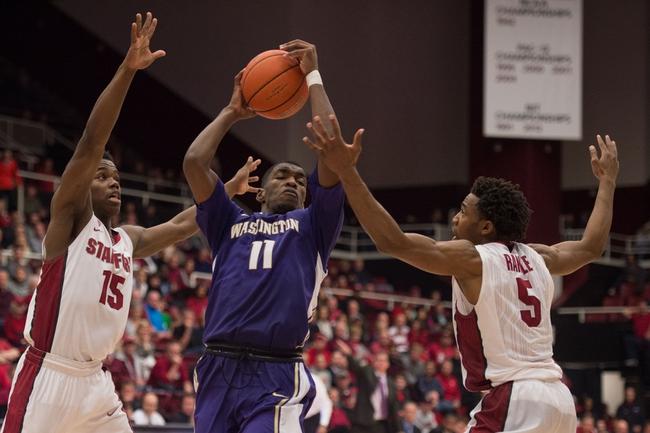 Washington vs. Stanford -  College Basketball Pick, Odds, and Prediction
