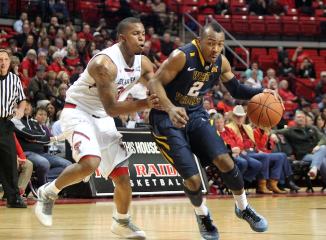 West Virginia vs. Texas Tech - 1/31/15 College Basketball Pick, Odds, and Prediction