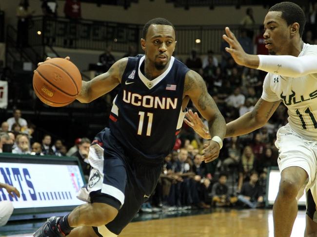 UConn vs. Cincinnati - 1/10/15 College Basketball Pick, Odds, and Prediction
