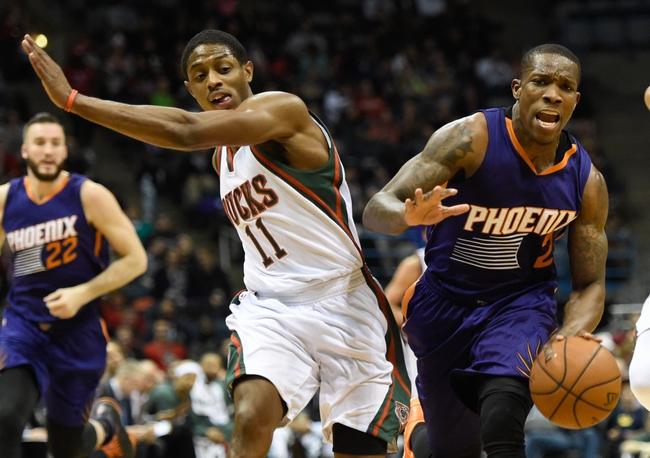 Bucks at Suns - 12/20/15 NBA Pick, Odds, and Prediction