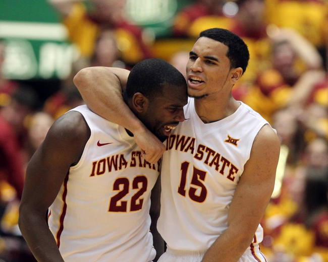 Oklahoma State Cowboys vs. Iowa State Cyclones - 2/18/15 College Basketball Pick, Odds, and Prediction