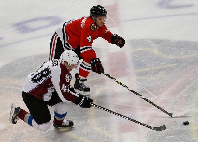 Blackhawks vs. Avalanche - 2/20/15 NHL Pick, Odds, and Prediction
