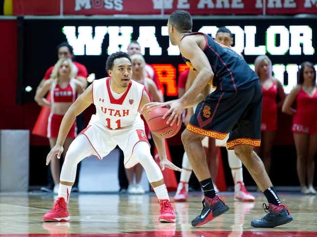 USC vs. Utah - 2/1/15 College Basketball Pick, Odds, and Prediction