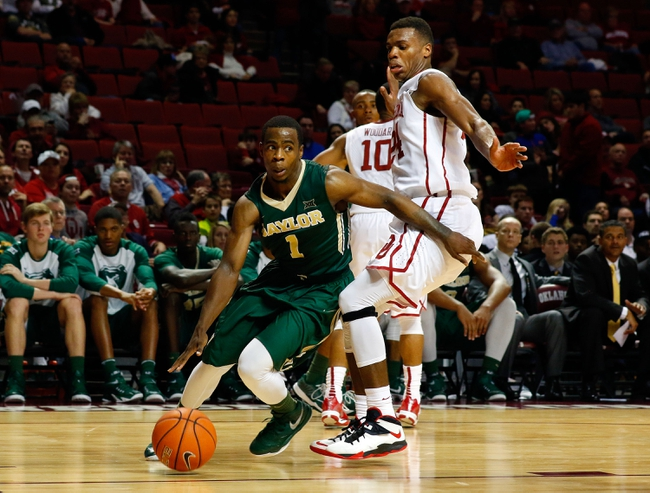 Baylor vs. Oklahoma - 1/24/15 College Basketball Pick, Odds, and Prediction