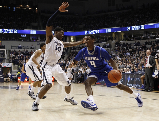 Creighton Bluejays vs. Seton Hall Pirates - 1/10/15 College Basketball Pick, Odds, and Prediction