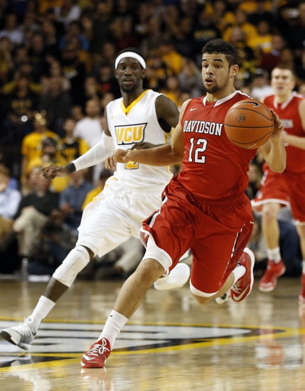 Davidson Wildcats vs. Virginia Commonwealth Rams - 3/5/15 College Basketball Pick, Odds, and Prediction