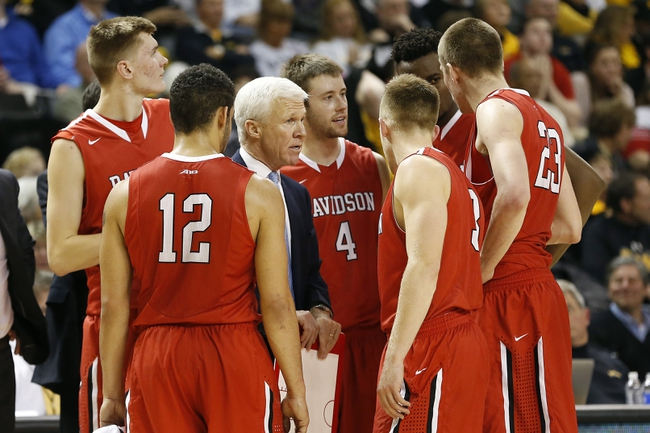 Davidson vs. Dayton - 1/20/15 College Basketball Pick, Odds, and Prediction