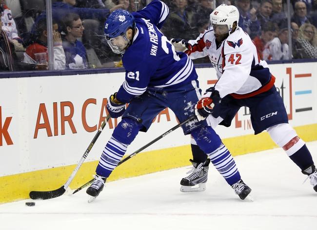 Washington Capitals vs. Toronto Maple Leafs - 3/1/15 NHL Pick, Odds, and Prediction