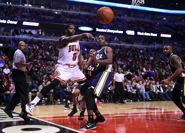 Bulls at Jazz - 2/1/16 NBA Pick, Odds, and Prediction