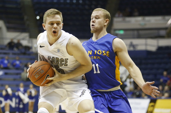 San Jose State Spartans vs. Air Force Falcons -  College Basketball Pick, Odds, and Prediction