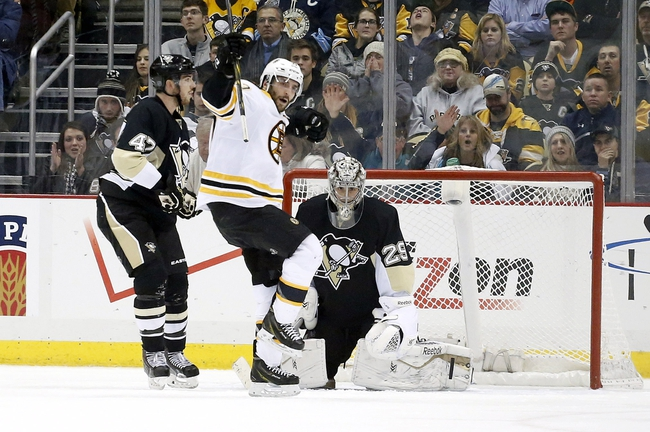 Penguins vs. Bruins - 3/14/15 NHL Pick, Odds, and Prediction