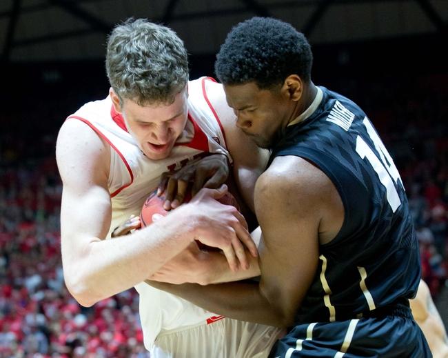 Colorado vs. Utah - 2/7/15 College Basketball Pick, Odds, and Prediction