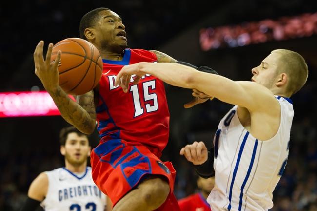DePaul vs. Creighton - 2/24/15 College Basketball Pick, Odds, and Prediction