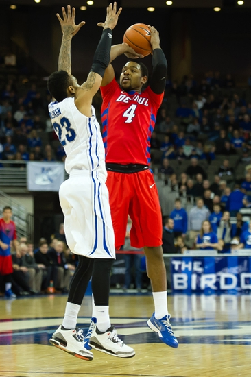 Seton Hall Pirates vs. DePaul Blue Demons - 1/22/15 College Basketball Pick, Odds, and Prediction