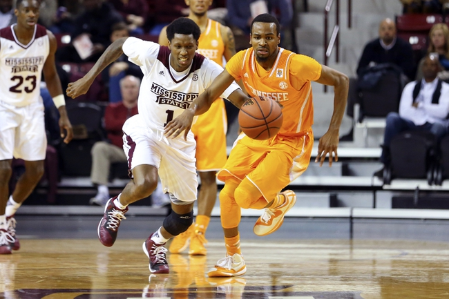 Tennessee vs. Mississippi State - 2/3/15 College Basketball Pick, Odds, and Prediction
