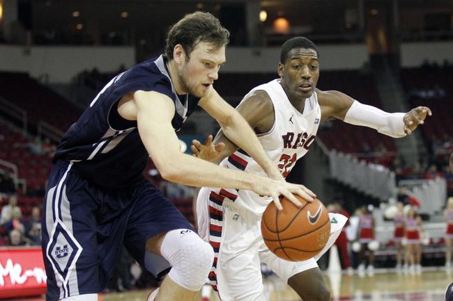 Utah State vs. Fresno State - 2/21/15 College Basketball Pick, Odds, and Prediction