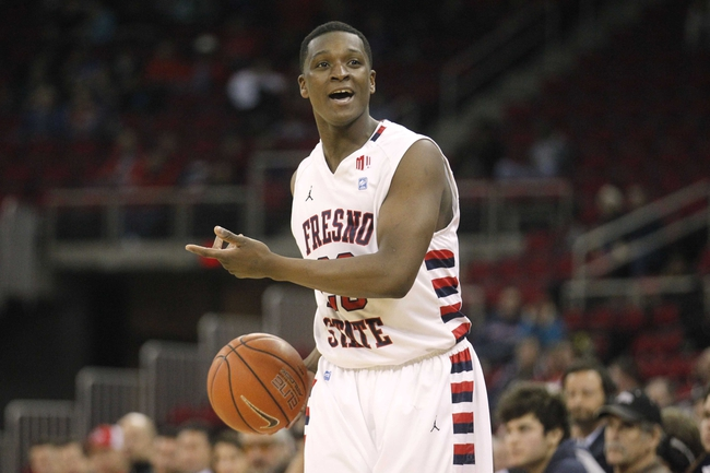 Fresno State vs. Wyoming - 1/17/15 College Basketball Pick, Odds, and Prediction