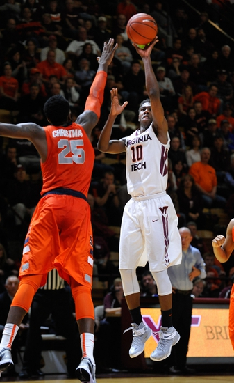 Syracuse Orange vs. Virginia Tech Hokies - 2/3/15 College Basketball Pick, Odds, and Prediction
