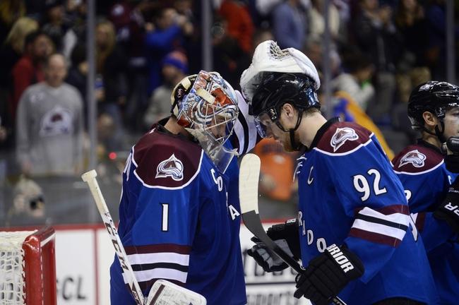 Colorado Avalanche vs. Ottawa Senators - 11/25/15 NHL Pick, Odds, and Prediction