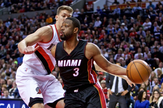 Heat vs. Trail Blazers - 3/18/15 NBA Pick, Odds, and Prediction