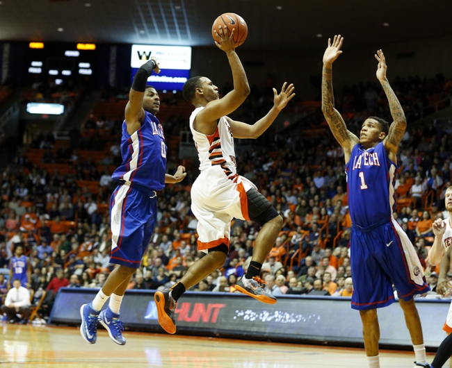 Louisiana Tech Bulldogs vs. Middle Tennessee Blue Raiders - 1/17/15 College Basketball Pick, Odds, and Prediction