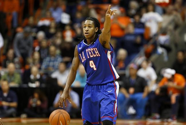 Louisiana Tech  vs. Marshall - 1/31/15 College Basketball Pick, Odds, and Prediction