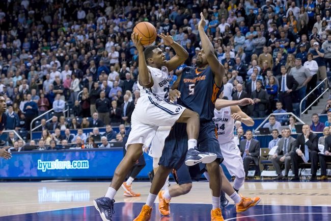 Pepperdine vs. BYU - 1/23/16 College Basketball Pick, Odds, and Prediction