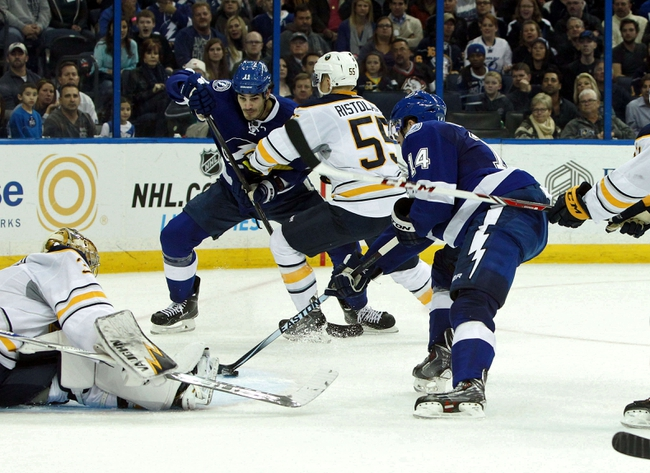 Sabres vs. Lightning - 10/10/15 NHL Pick, Odds, and Prediction