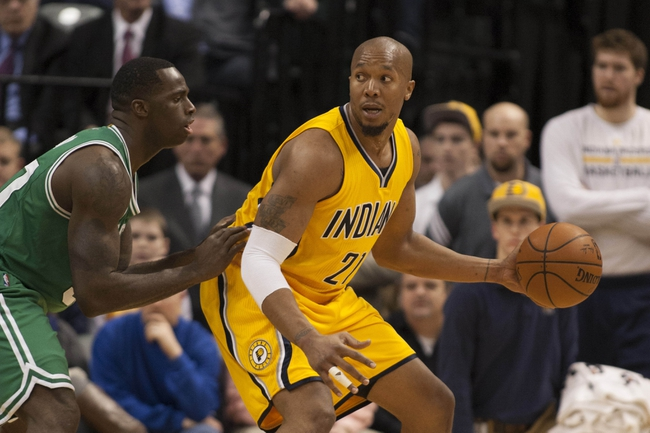 Indiana Pacers vs. Boston Celtics - 3/14/15 NBA Pick, Odds, and Prediction