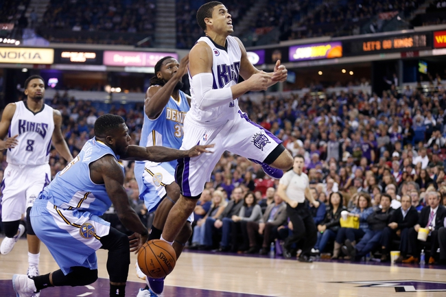 Nuggets vs. Kings - 4/12/15 NBA Pick, Odds, and Prediction