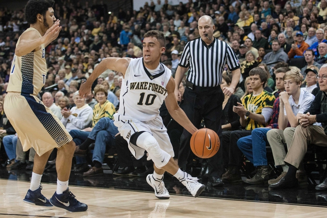 Georgia Tech vs. Wake Forest - 2/7/15 College Basketball Pick, Odds, and Prediction