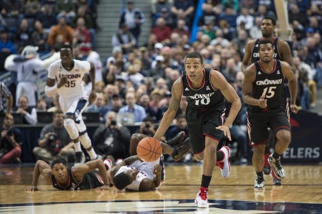 Cincinnati vs. Temple - 1/17/15 College Basketball Pick, Odds, and Prediction