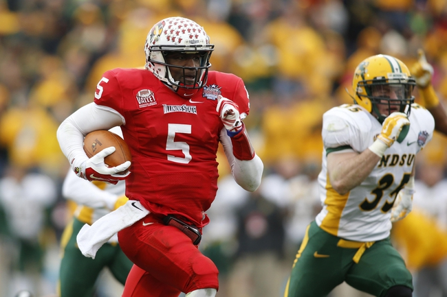 Iowa Hawkeyes vs. Illinois State RedBirds - 9/5/15 College Football Pick, Odds, and Prediction