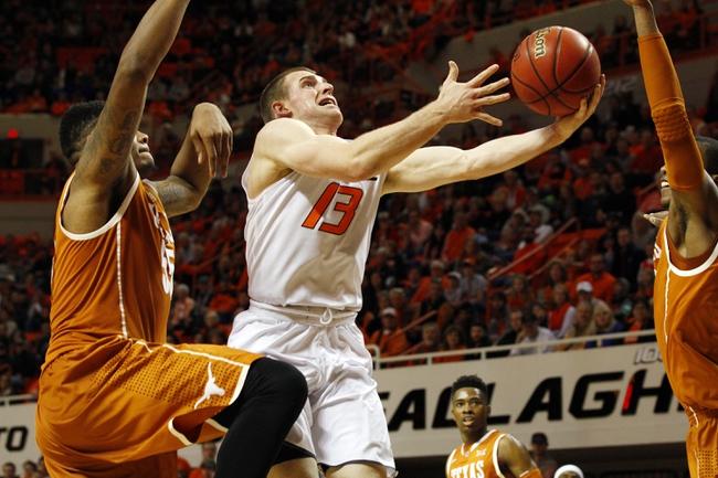 Texas vs. Oklahoma State - 2/4/15 College Basketball Pick, Odds, and Prediction