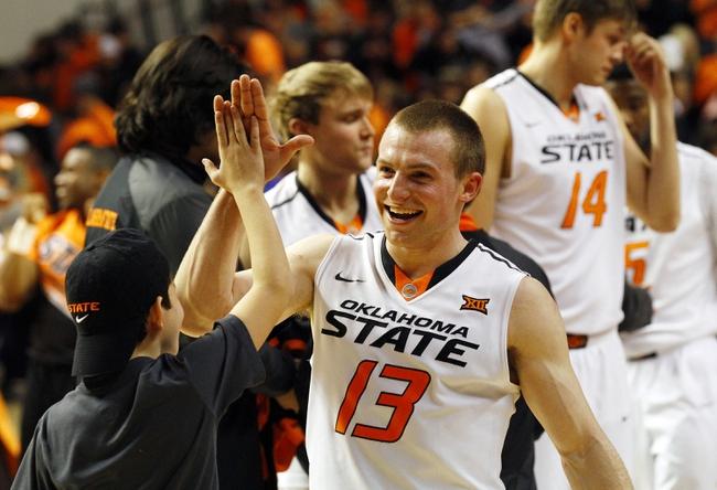 Oklahoma State vs. Texas Tech - 1/21/15 College Basketball Pick, Odds, and Prediction
