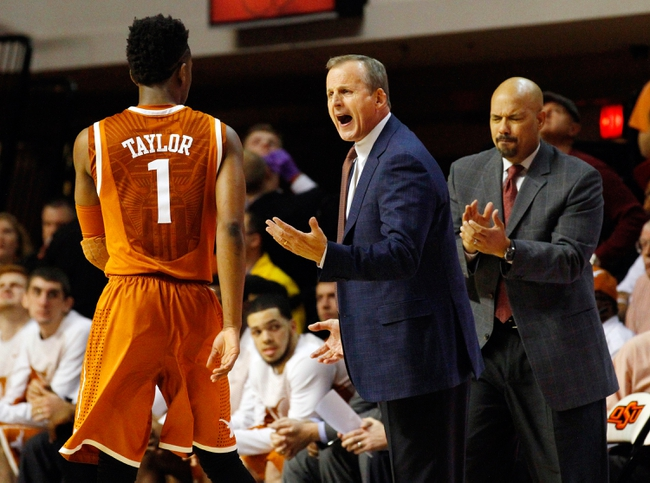 Texas vs. West Virginia - 1/17/15 College Basketball Pick, Odds, and Prediction
