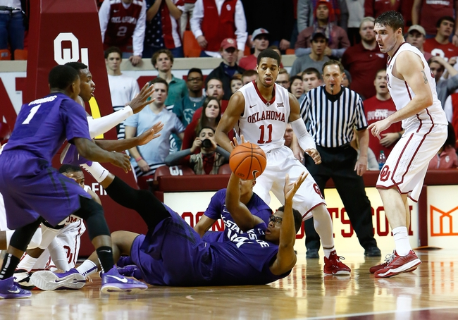Oklahoma at Kansas State - 2/14/15 College Basketball Pick, Odds, and Prediction