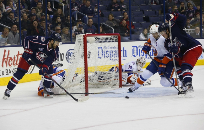 Islanders vs. Blue Jackets - 2/14/15 NHL Pick, Odds, and Prediction