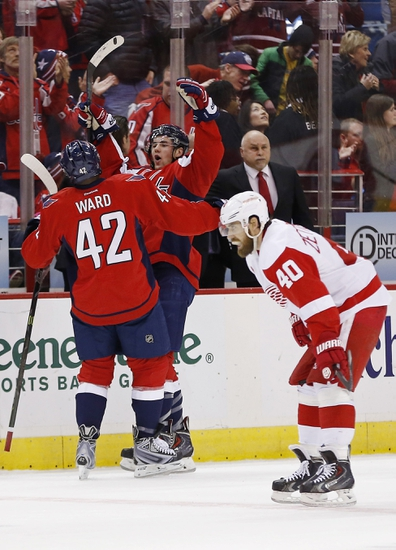 Detroit Red Wings vs. Washington Capitals - 4/5/15 NHL Pick, Odds, and Prediction