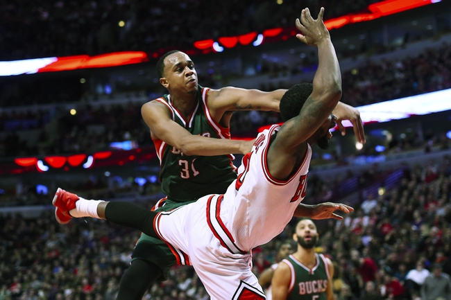 Bulls vs. Bucks - 2/23/15 NBA Pick, Odds, and Prediction