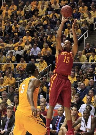 Iowa State Cyclones vs. West Virginia Mountaineers - 2/14/15 College Basketball Pick, Odds, and Prediction