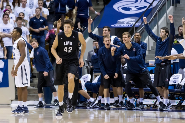 Loyola Marymount vs. Santa Clara - 2/21/15 College Basketball Pick, Odds, and Prediction