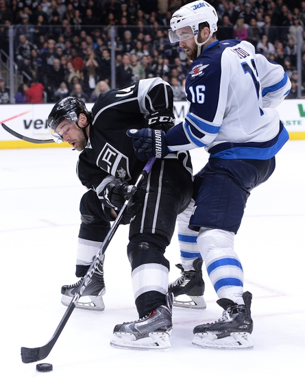 Winnipeg Jets vs. Los Angeles Kings - 3/1/15 NHL Pick, Odds, and Prediction