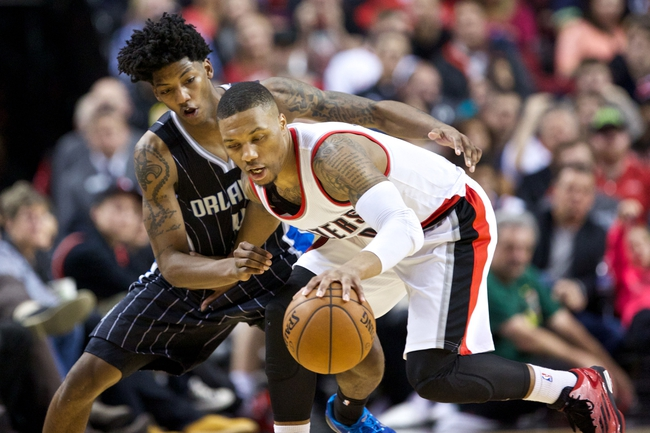 Orlando Magic vs. Portland Trail Blazers - 12/18/15 NBA Pick, Odds, and Prediction