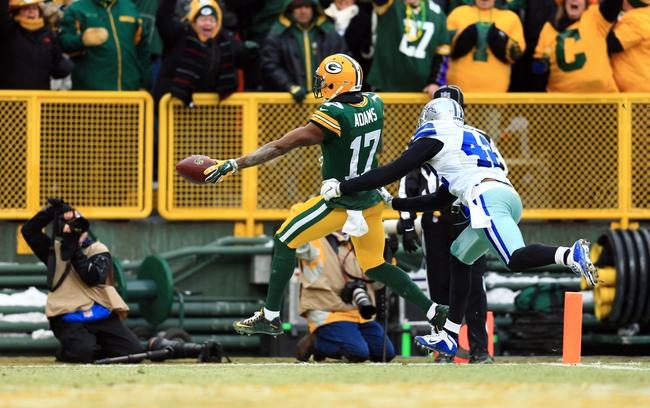 Top Ten Highest Scoring First Half NFL Teams in 2014