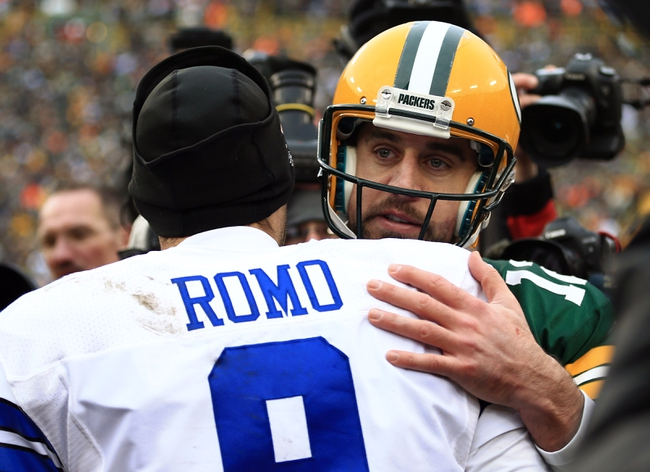 Packers vs. Cowboys - 12/13/15 NFL Pick, Odds, and Prediction