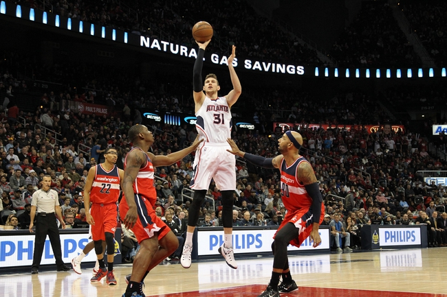 Hawks vs. Wizards - 2/4/15 NBA Pick, Odds, and Prediction