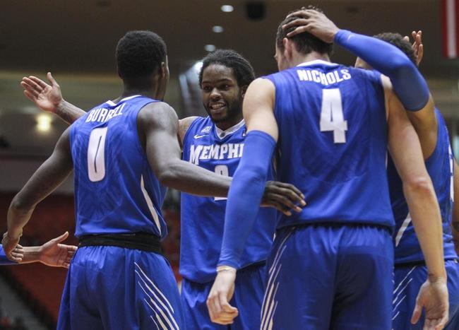 Memphis Tigers vs. Cincinnati Bearcats - 1/15/15 College Basketball Pick, Odds, and Prediction